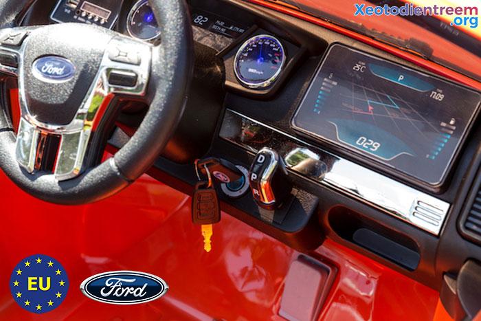 Ô tô điện cao cấp Licensed Ford Ranger F650 9