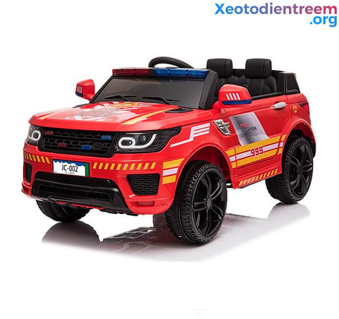 Ô tô điện cảnh sát cho trẻ em JC-002 16