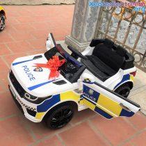 Ô tô điện cảnh sát cho trẻ em JC-002