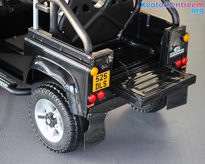 Land Rover 702 18