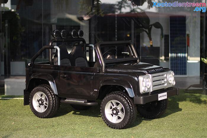 Land Rover 702 4