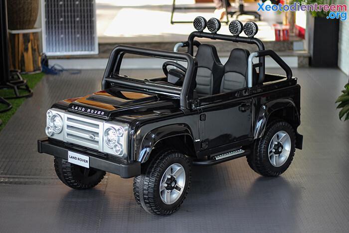 Land Rover 702 5