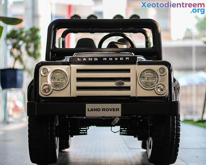 Land Rover 702 6