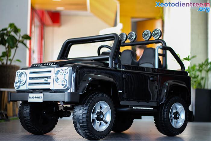Land Rover 702 7