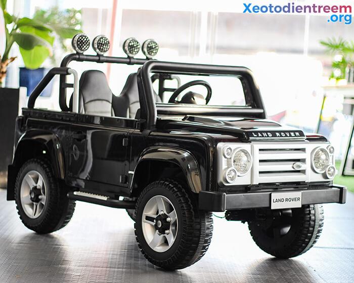 Land Rover 702 9