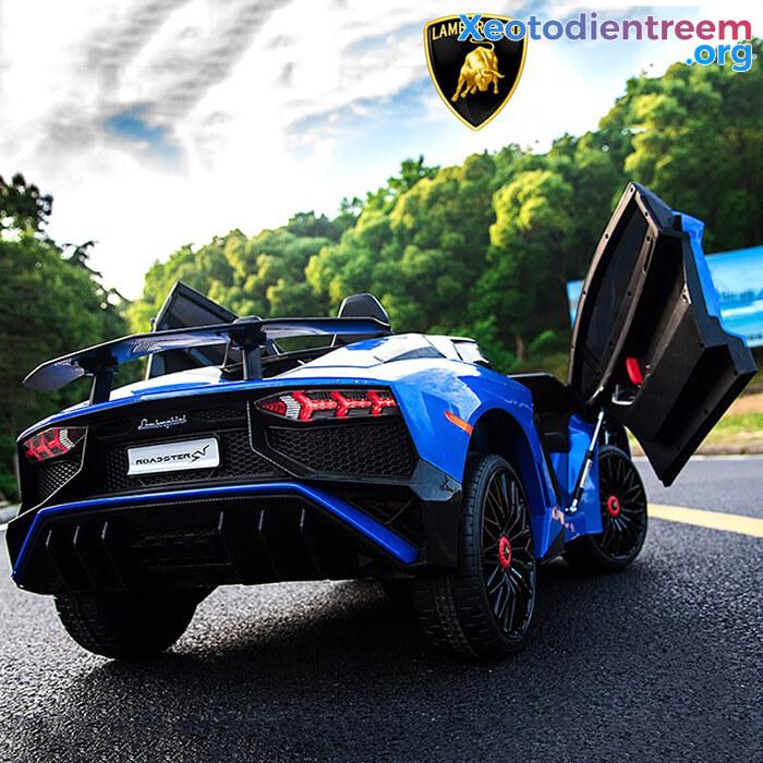 Lamborghini Aventador BDM-0913 11