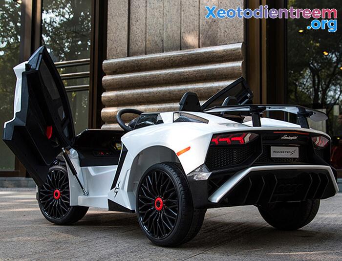 Lamborghini Aventador BDM-0913 20
