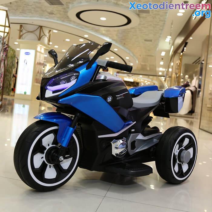 Xe mô tô chạy điện cho bé FB-618 1
