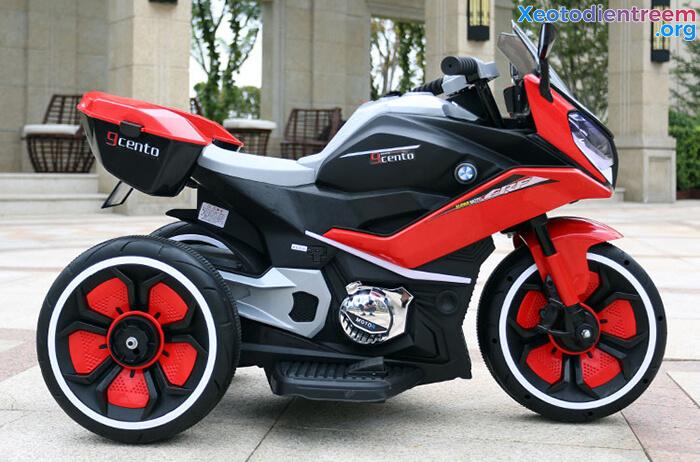 Xe mô tô chạy điện cho bé FB-618 10