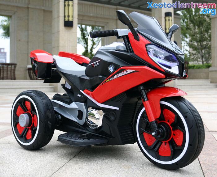 Xe mô tô chạy điện cho bé FB-618 11