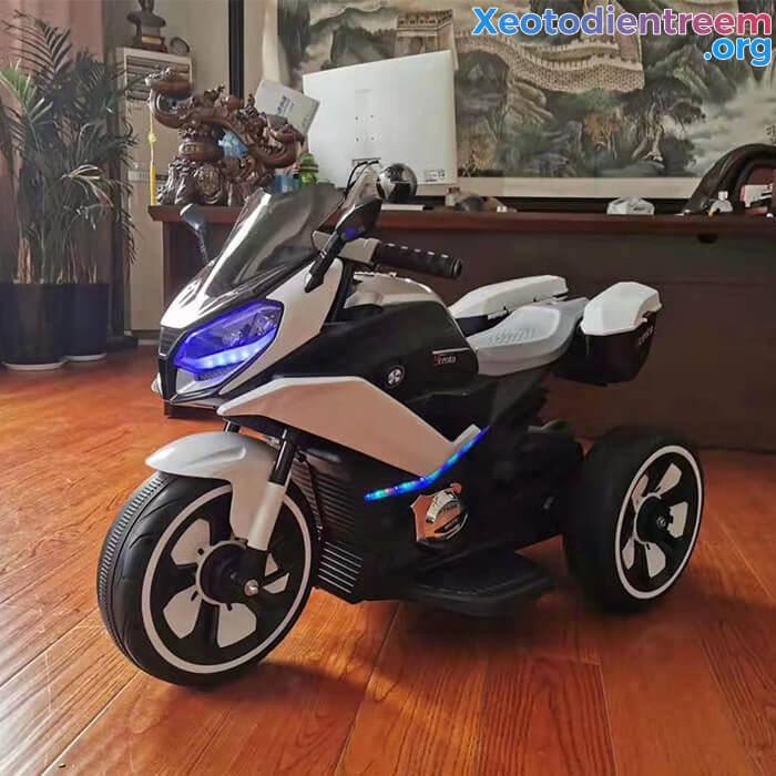 Xe mô tô chạy điện cho bé FB-618 12