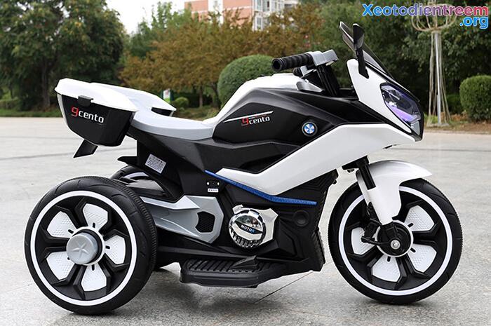 Xe mô tô chạy điện cho bé FB-618 13