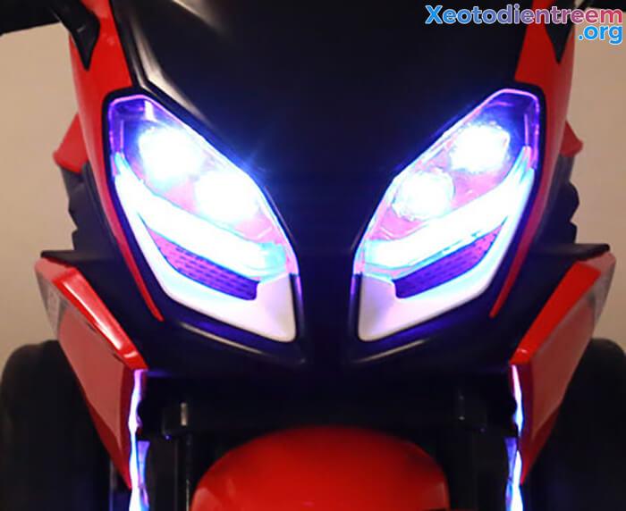 Xe mô tô chạy điện cho bé FB-618 14