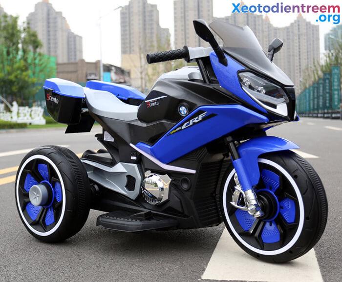 Xe mô tô chạy điện cho bé FB-618 5