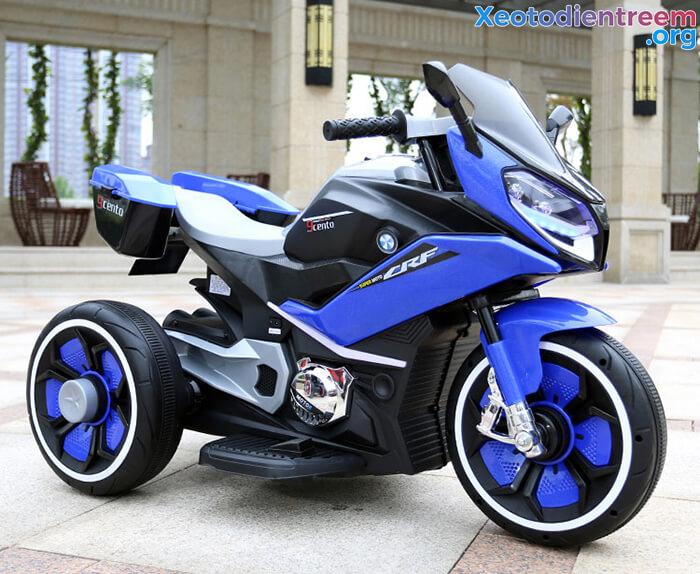 Xe mô tô chạy điện cho bé FB-618 6