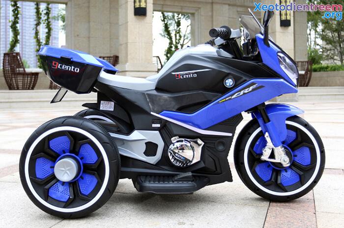 Xe mô tô chạy điện cho bé FB-618 7