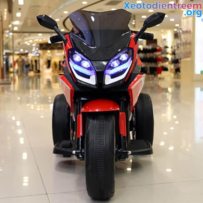 Xe mô tô chạy điện cho bé FB-618 8