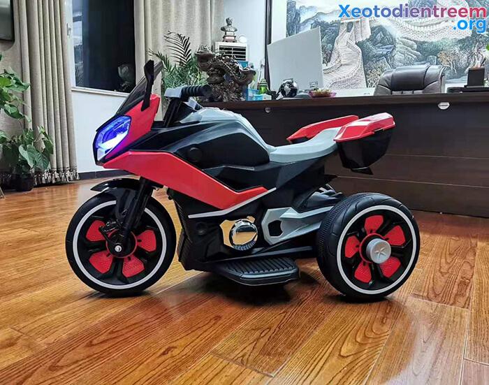 Xe mô tô chạy điện cho bé FB-618 9