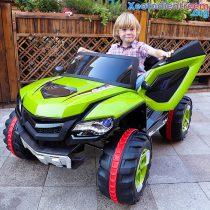 Xe ô tô điện kiểu jeep cho trẻ FB-6678