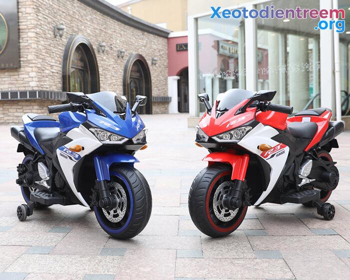 Xe mô tô điện thể thao trẻ em N-888 1