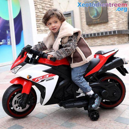 Xe mô tô điện thể thao trẻ em N-888