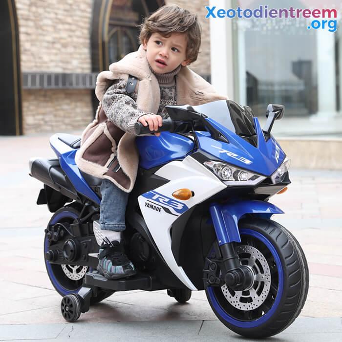 Xe mô tô điện thể thao trẻ em N-888 8
