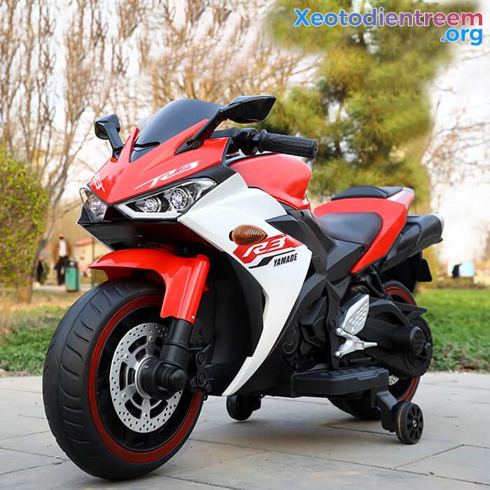 Xe mô tô điện thể thao trẻ em N-888 9