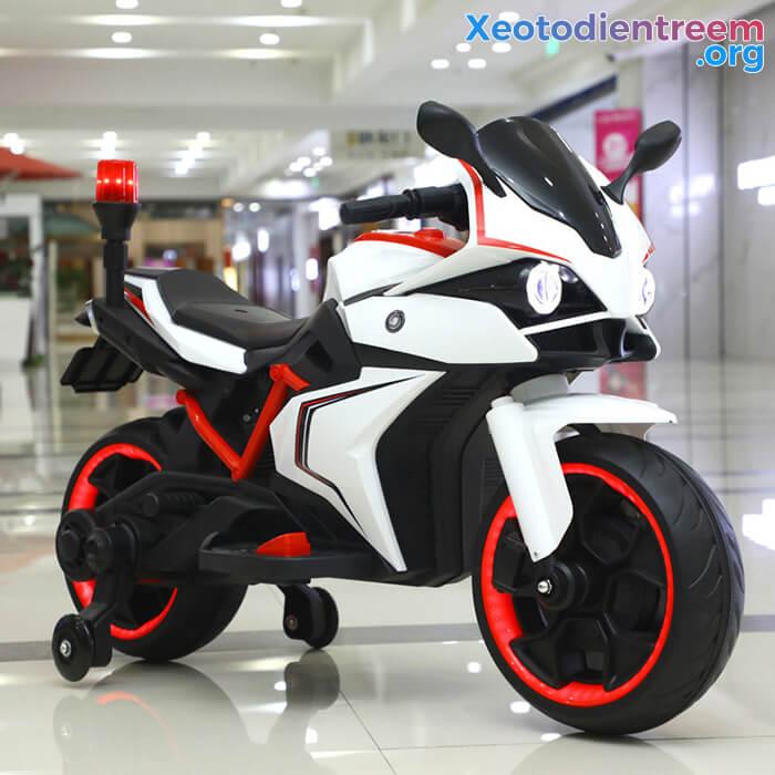 Xe mô tô điện trẻ em Police 3288 5