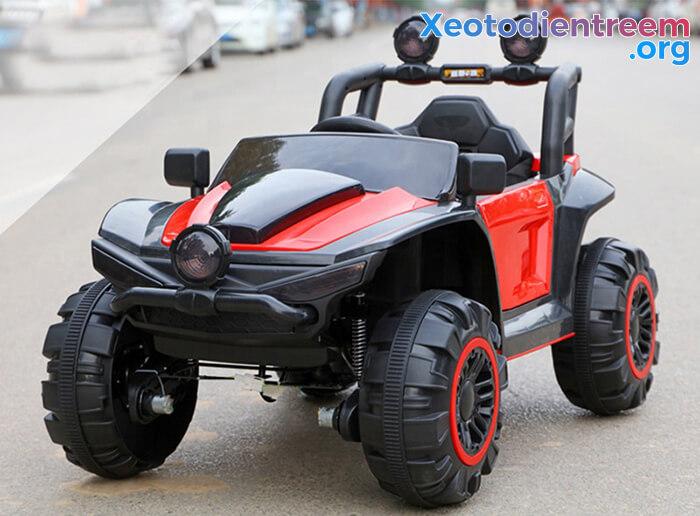 Xe ô tô đồ chơi trẻ em có điều khiển LS-8188 2