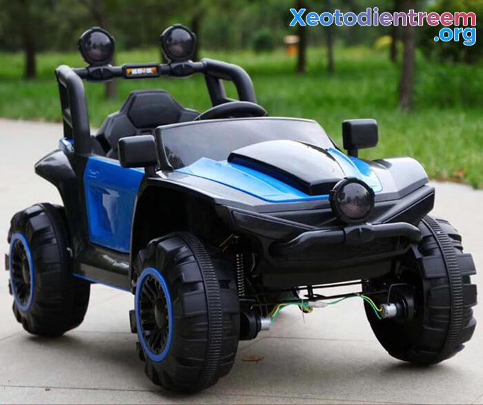 Xe ô tô đồ chơi trẻ em có điều khiển LS-8188 4