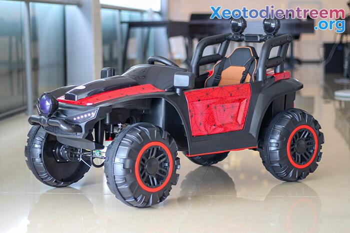 Xe ô tô đồ chơi trẻ em có điều khiển LS-8188 7