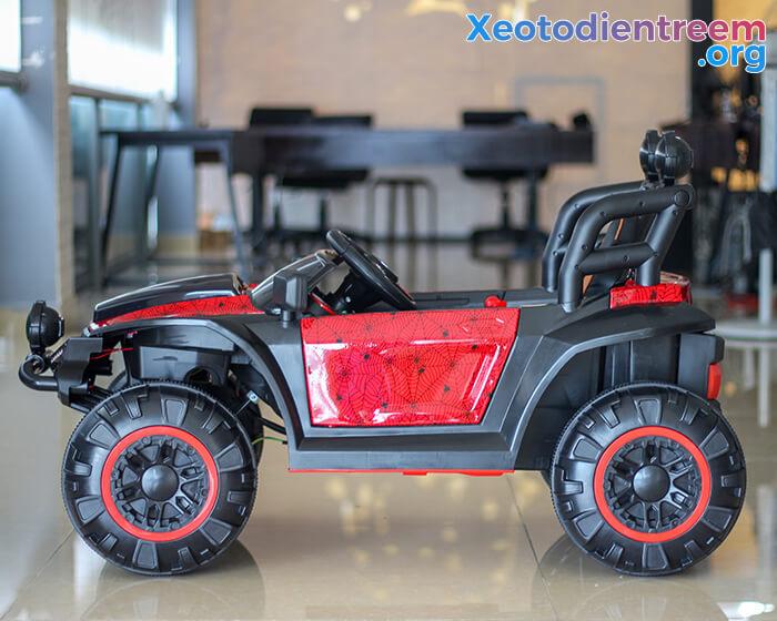 Xe ô tô đồ chơi trẻ em có điều khiển LS-8188 8