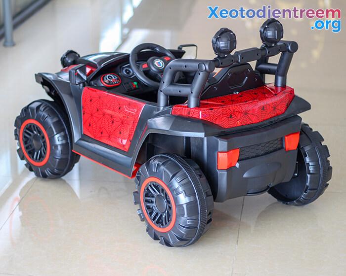 Xe ô tô đồ chơi trẻ em có điều khiển LS-8188 9