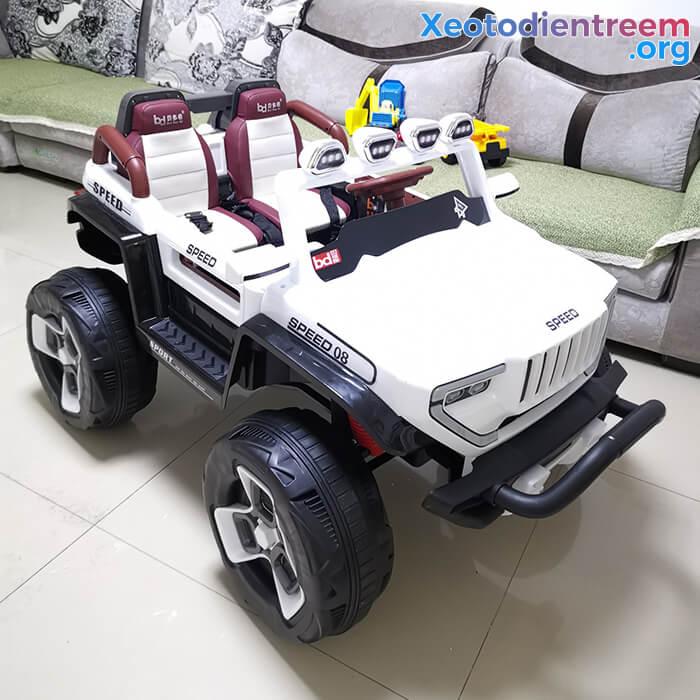 Ô tô địa hình trẻ em 2 chỗ ngồi BDQ-1200 7