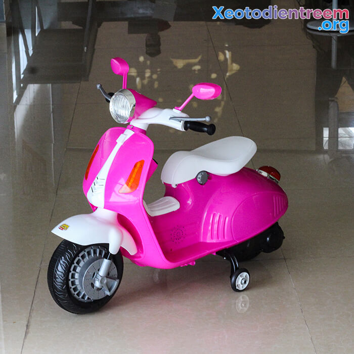 Xe máy điện trẻ em Vespa GVC-531 10