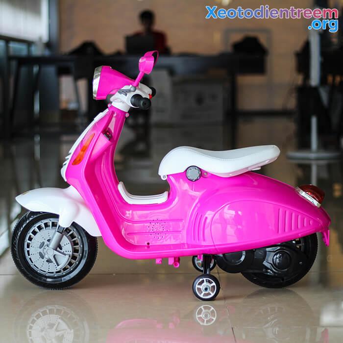 Xe máy điện trẻ em Vespa GVC-531 11
