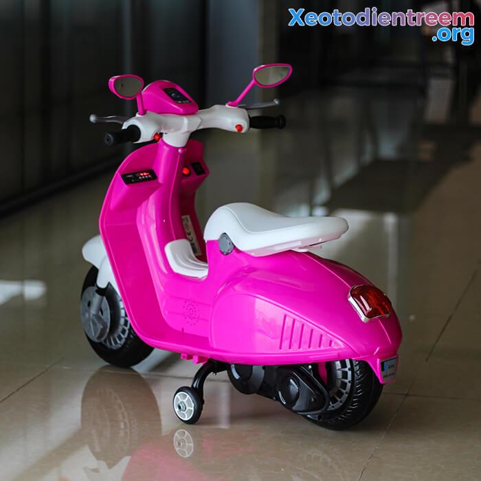 Xe máy điện trẻ em Vespa GVC-531 12