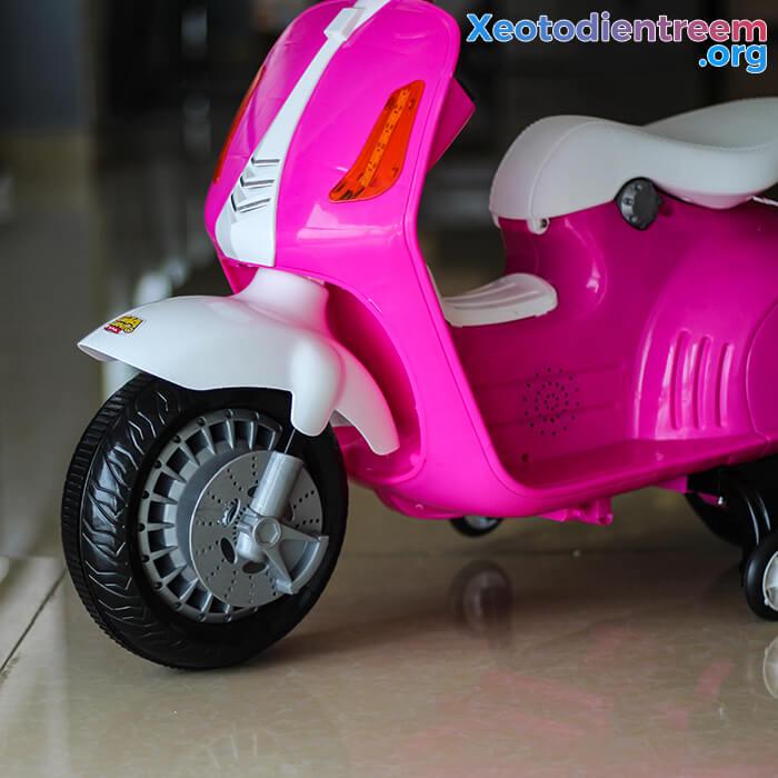 Xe máy điện trẻ em Vespa GVC-531 15