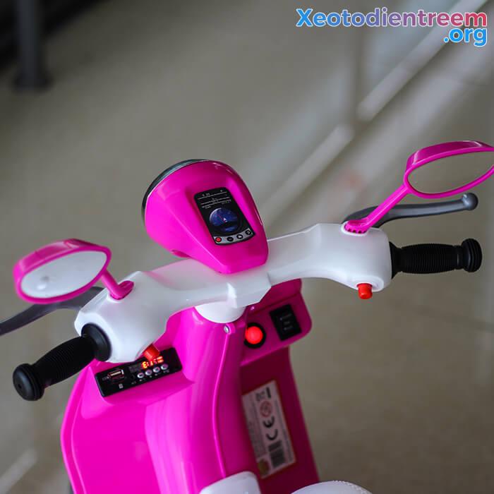 Xe máy điện trẻ em Vespa GVC-531 16