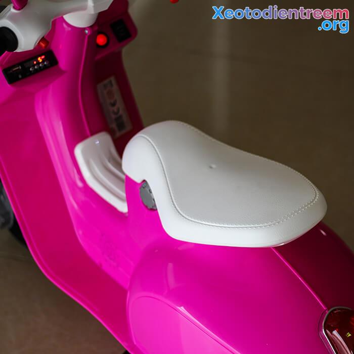 Xe máy điện trẻ em Vespa GVC-531 17