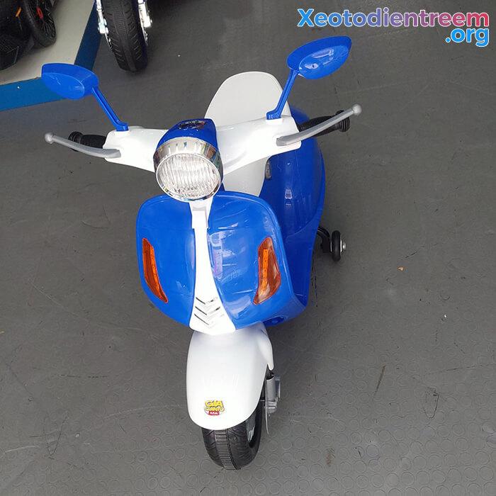 Xe máy điện trẻ em Vespa GVC-531 6
