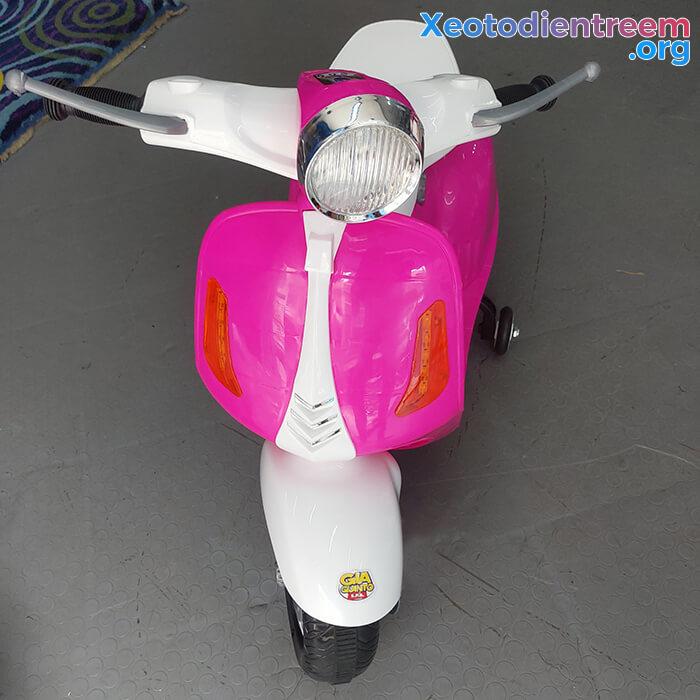 Xe máy điện trẻ em Vespa GVC-531 7