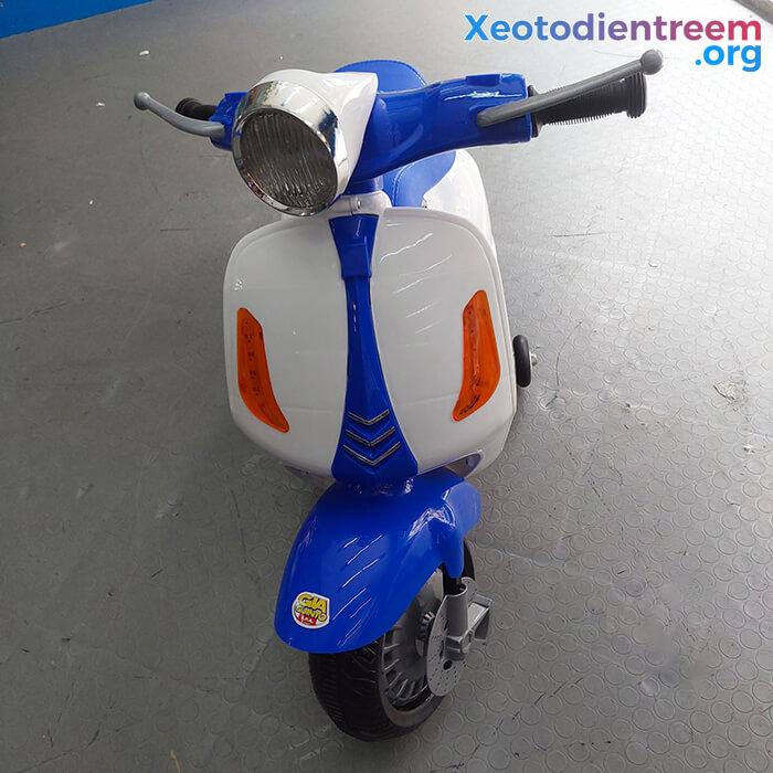 Xe máy điện trẻ em Vespa GVC-531 8
