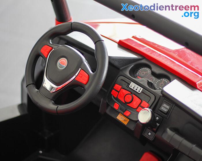 Xe ô tô địa hình S2588 thương hiệu BabyCar của Ý 15