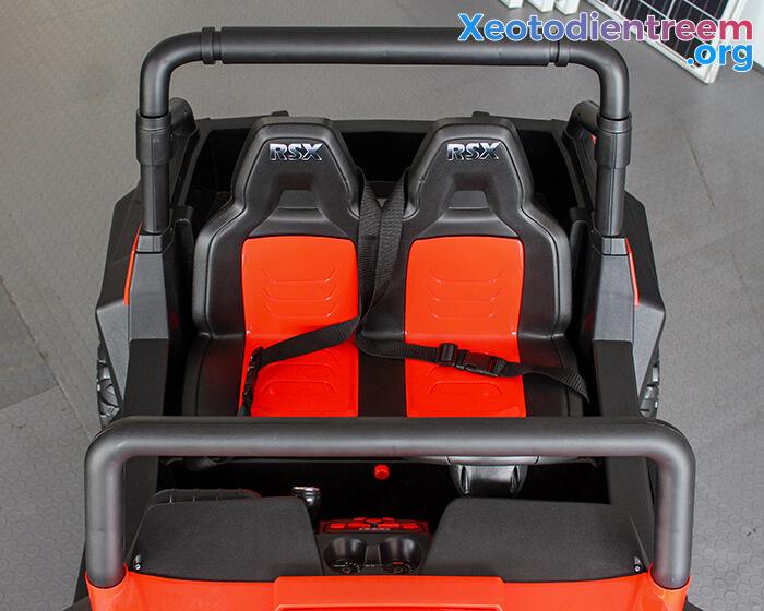 Xe ô tô địa hình S2588 thương hiệu BabyCar của Ý 17