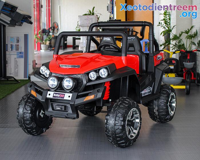 Xe ô tô địa hình S2588 thương hiệu BabyCar của Ý 8