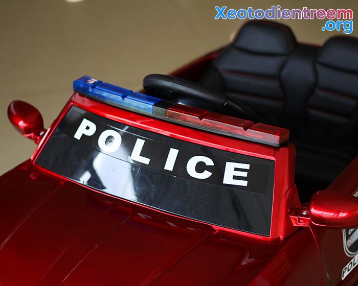 Ô tô điện cho bé Police JC-666 17