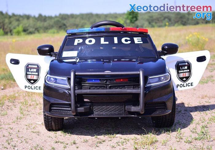 Ô tô điện cho bé Police JC-666 5