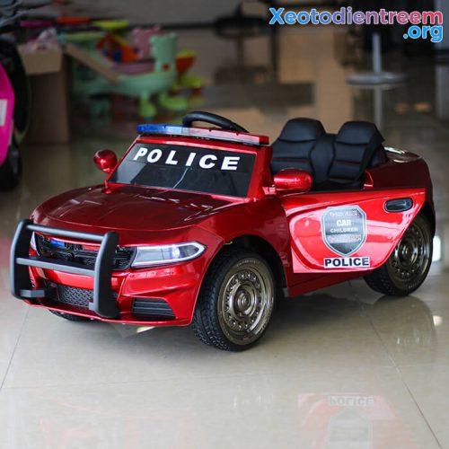 Ô tô điện cho bé Police JC-666