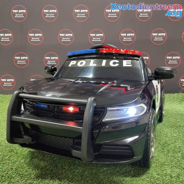 Ô tô điện cho bé Police JC-666 6
